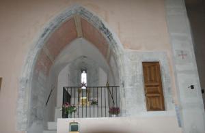 chapelle des signeurs rénovée