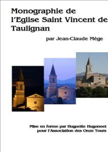 publication - monographie St Vincent