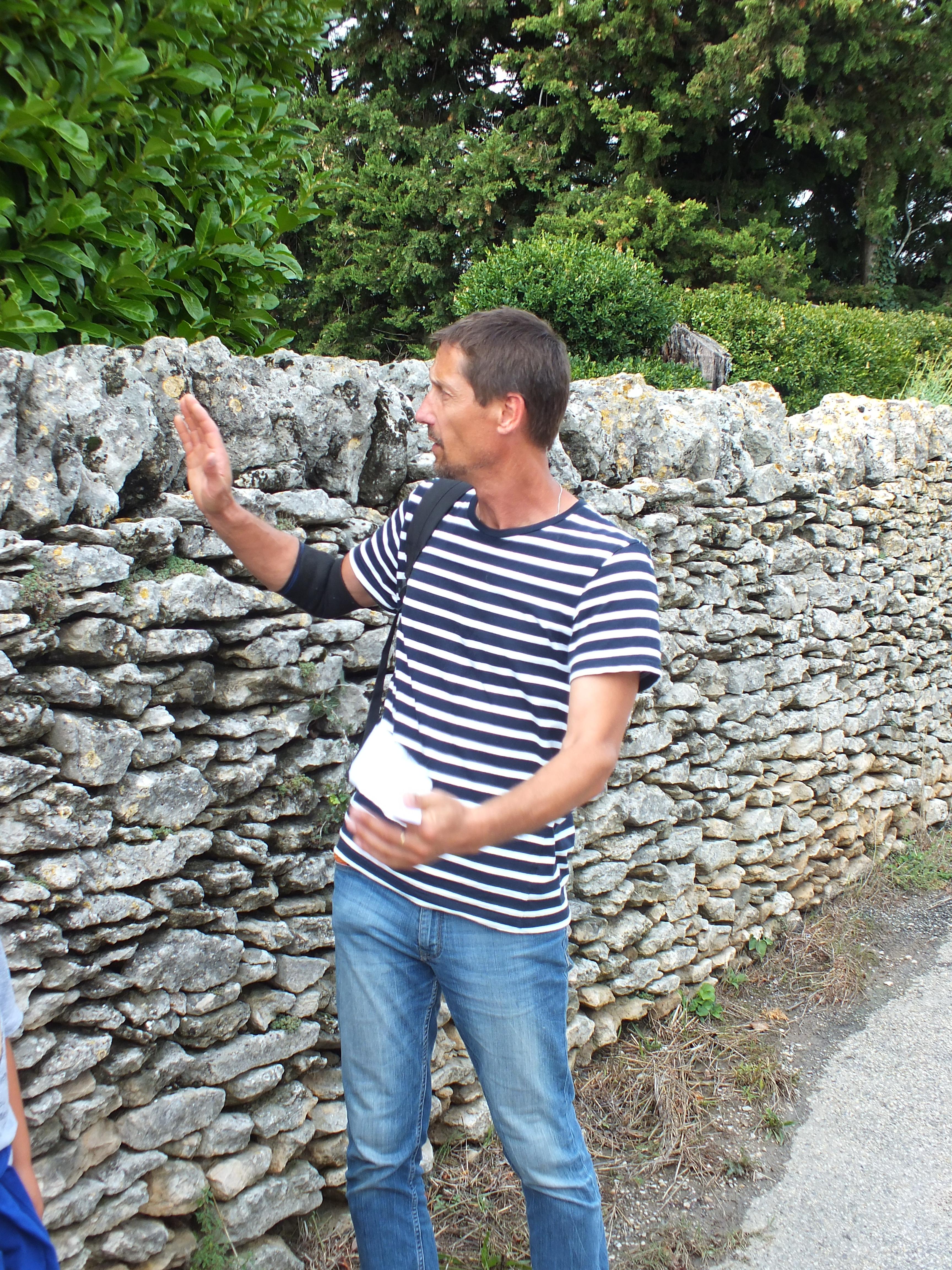 Un beau mur ! L Ginoul