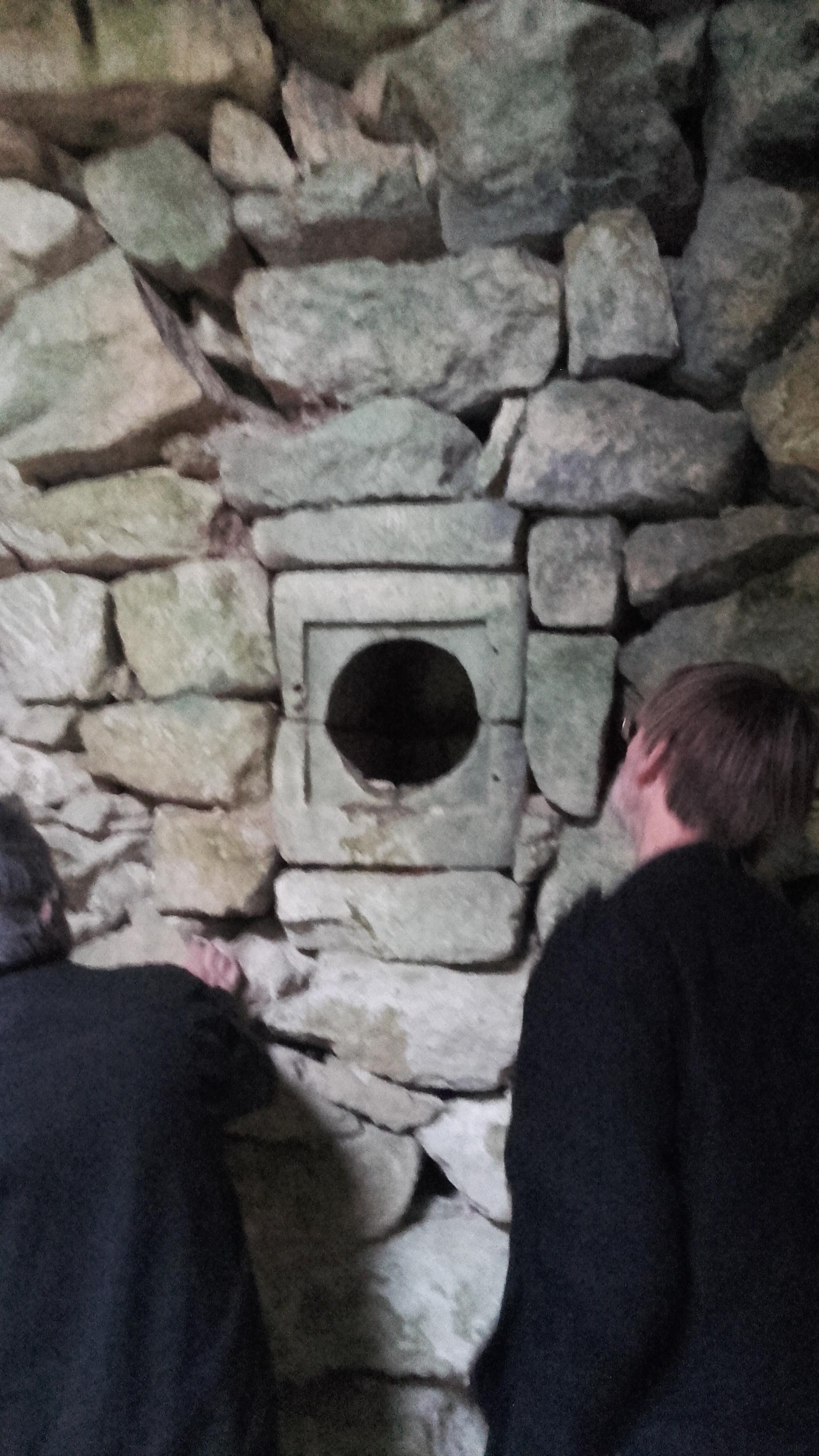 Les niches de la maison borie