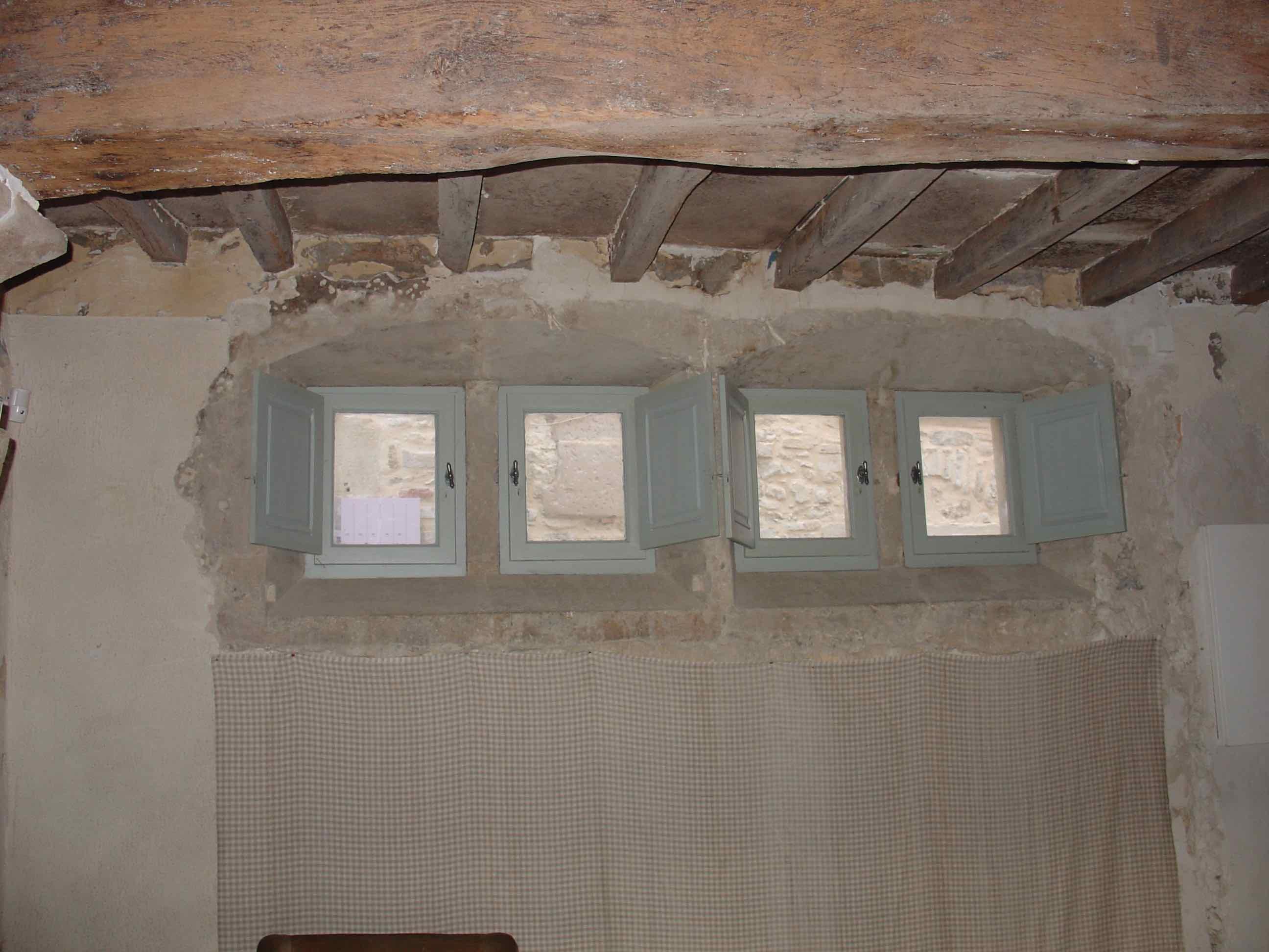 Fenêtres RdC