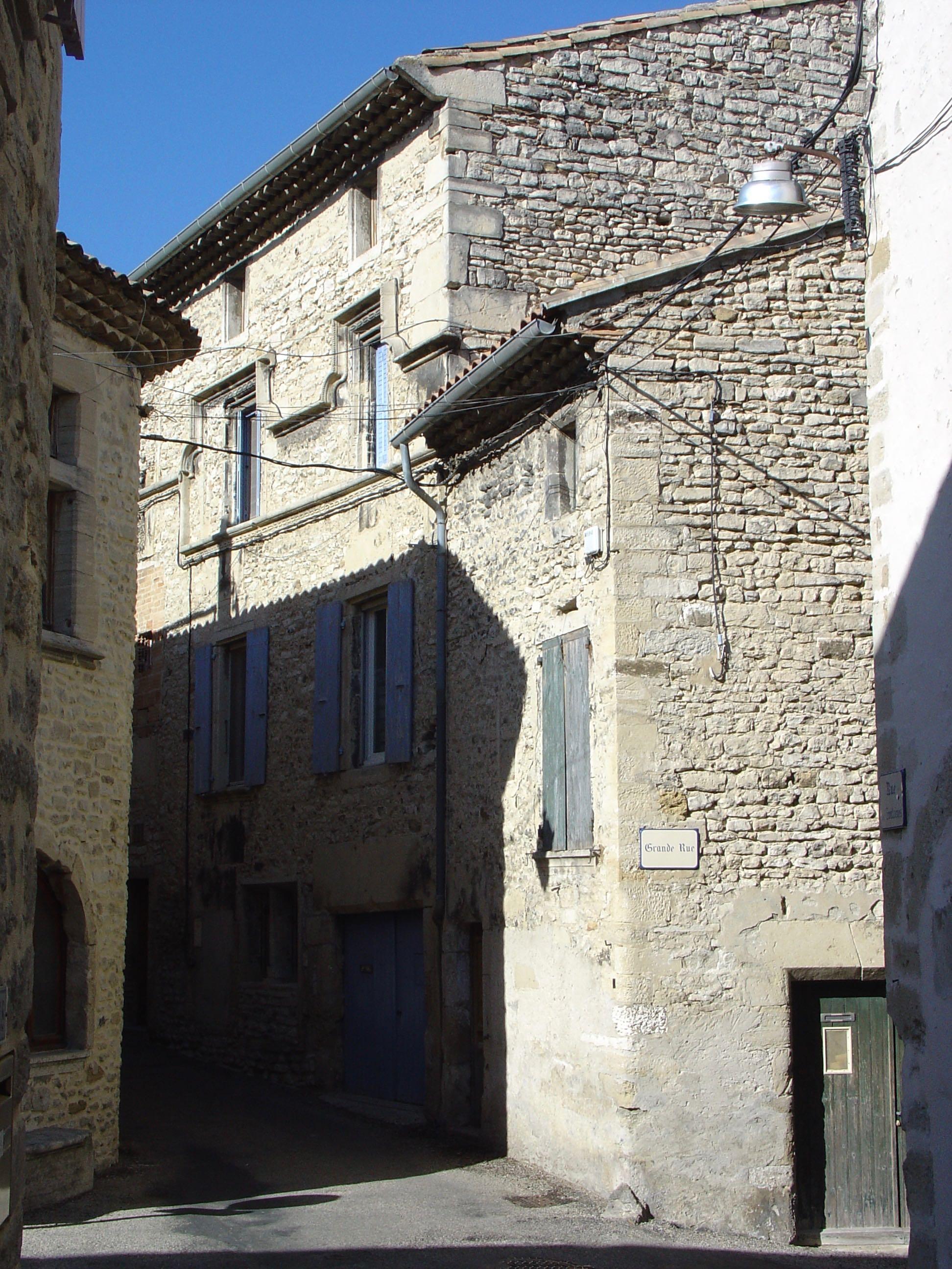 Maison des notaires