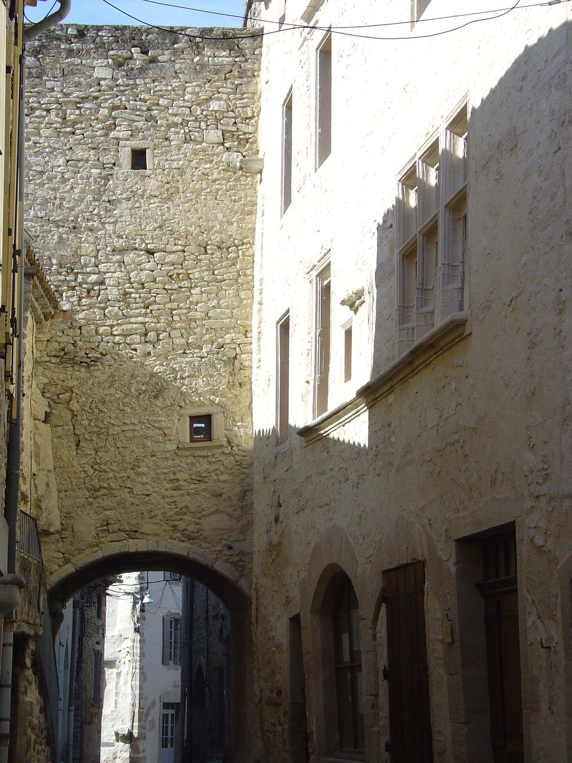 Soustet rue des Fontaines