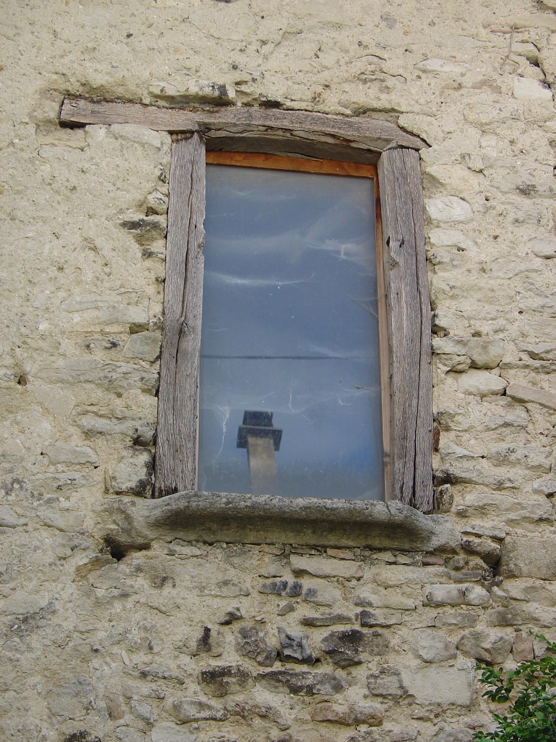 Fenêtre XVe impasse de la Vendée