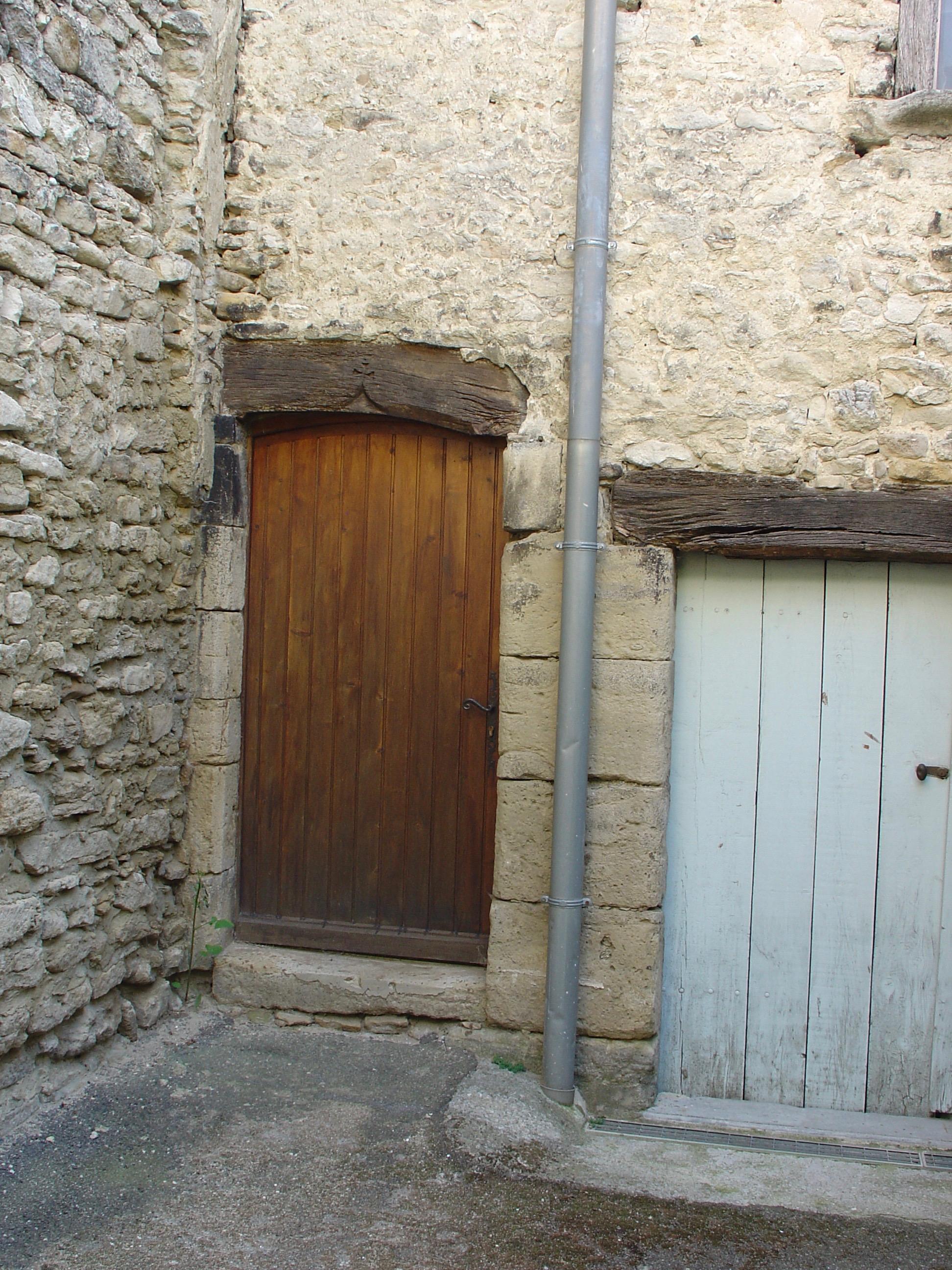 Porte XVe impasse de la Vendée