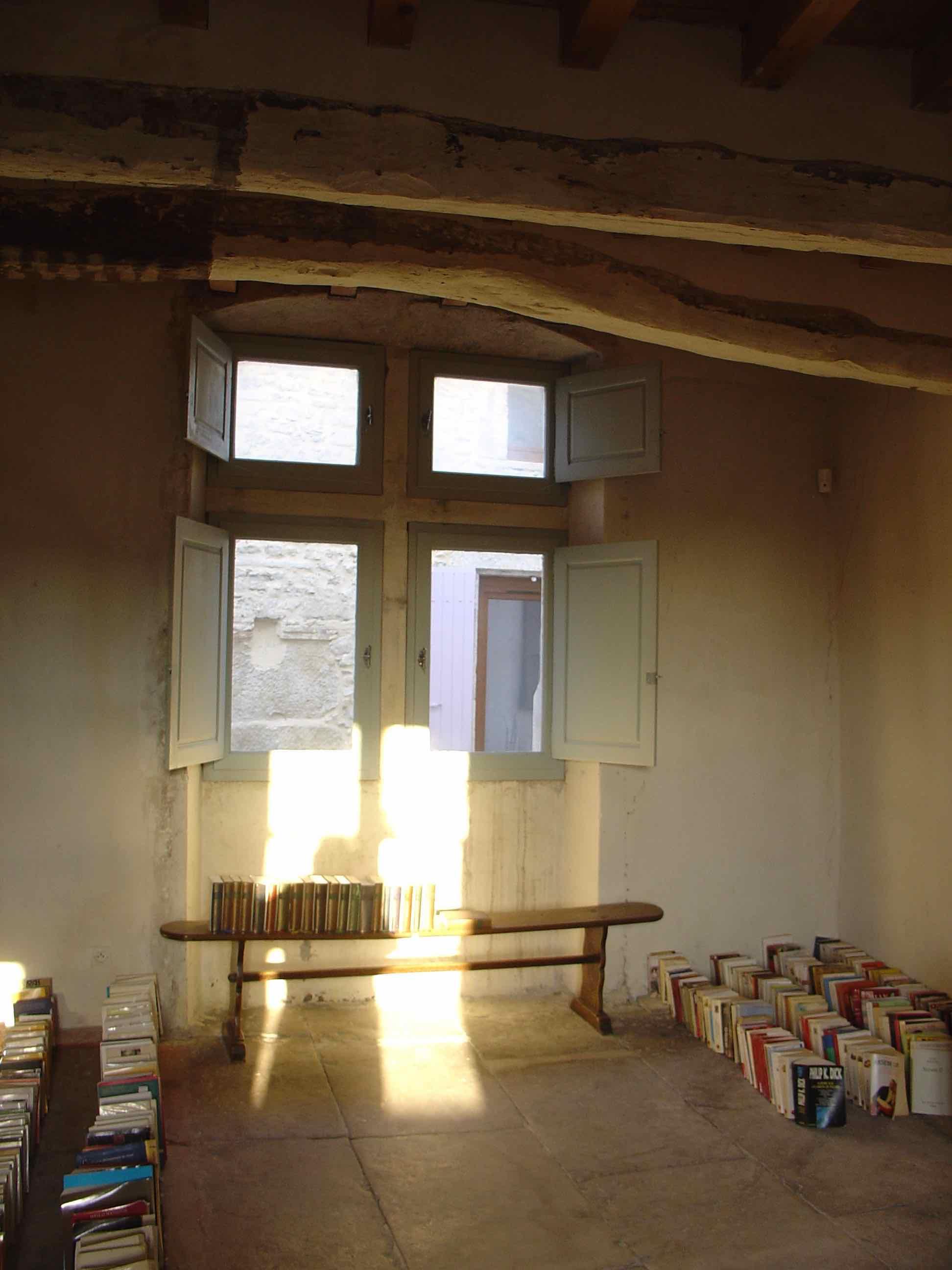 Fenêtre 1er étage
